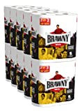 Brawny Giant Rolls White, 2 Rolls, Pack of 10 (20 Rolls) (Packaging May Vary) image