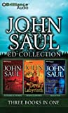 Download John Saul CD Collection 4: In the Dark of the Night, The Devil's Labyrinth, Faces of Fear in PDF ePUB Free Online
