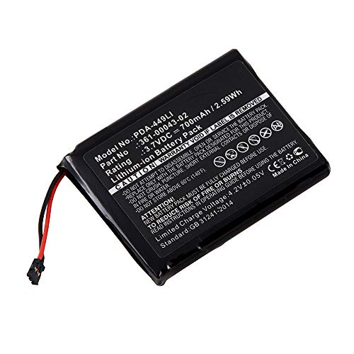 Top Rated Car GPS Batteries