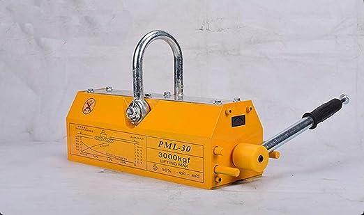 100kg~3000kg Hoist Crane Permanent Magnetic Lifter Lifting PML Magnet Heavy Duty