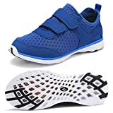 CIOR Toddler Water Shoes Swim Shoes Boy and Girl Aqua Shoes Kids Sport Sneakers Light Weight Walking Shoes: more info