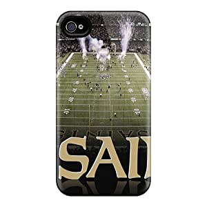 High Quality New Orleans Saints Stadium Case For Iphone 4/4s / Perfect Case