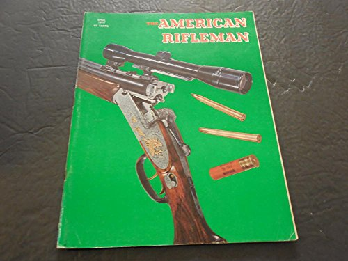 Catridge Model (American Rifleman Apr 1970, Remimgton Model 58 Rifle, Wildcat Catridge)