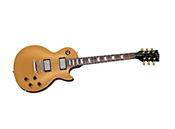 f529ab085d557 Image Unavailable. Image not available for. Colour  Gibson Les Paul 60 s  Tribute Min Etune Guitar Gold top ...
