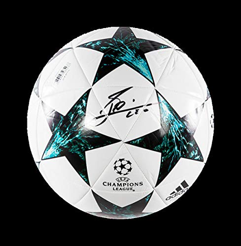 d3866e448fa Lionel Messi Autographed Signed Auto UEFA Champions League Final Soccer  Ball Icons COA - Certified Authentic at Amazon s Sports Collectibles Store