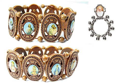 Devotional Stretch Bracelet Waterproof Blessed product image