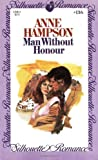 Man Without Honour, Anne Hampson, 0671571362