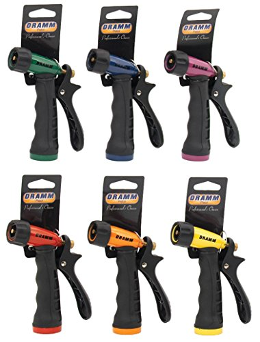 Sprayer Dramm (Dramm 1 Count Touch 'N Flow Pistol Nozzles)