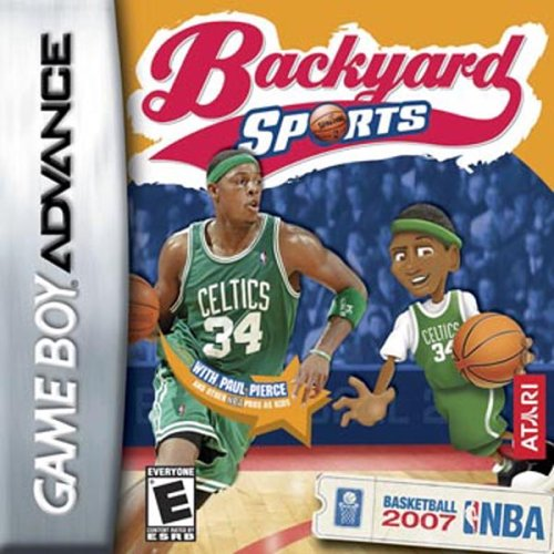 Backyard Basketball Games (Backyard Sports: Basketball 2007)