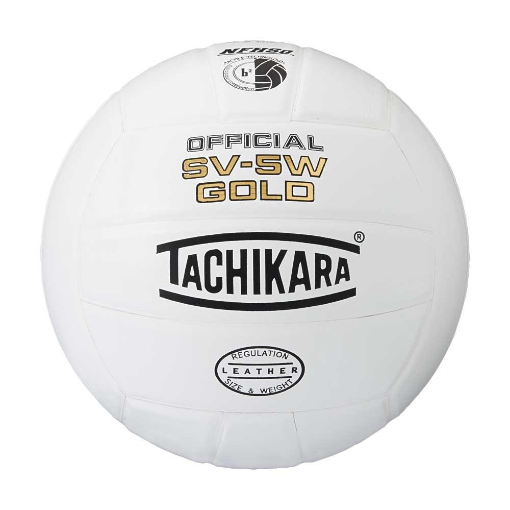 Amazon Com Tachikara Sv5w Gold Competition Premium Leather Volleyball By Tachikara Industrial Scientific