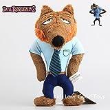 Hotel Transylvania 2 Wayne The Werewolf Plush Toy Soft Doll 13'' Figure Gift NWT