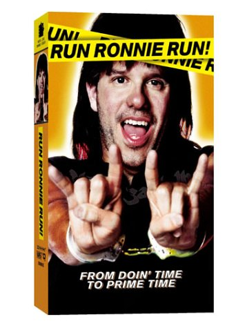 Run Ronnie Run [VHS] (Walker Saucy)