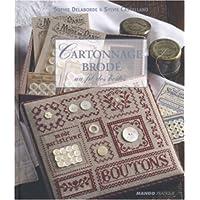 Cartonnage brodé : Au fil des boîtes