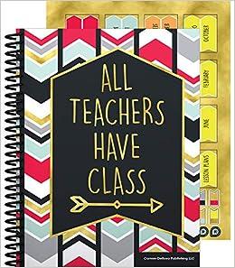 Aim High Academic Teacher Planner
