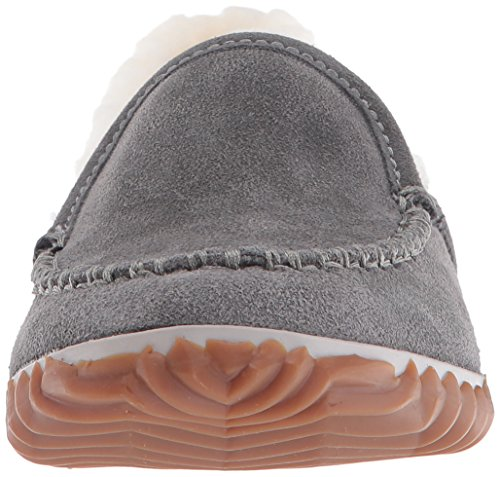 SOREL Grey Moc Tremblant Women's Slipper rq8r1