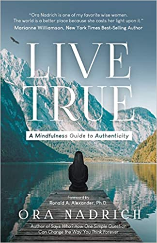 Live True: A Mindfulness Guide to Authenticity Image