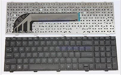 wangpeng Generic Laptop Keyboard Compatible Hp Probook 4540s 4540 Series Us Keyboard Without Frame 701485-001