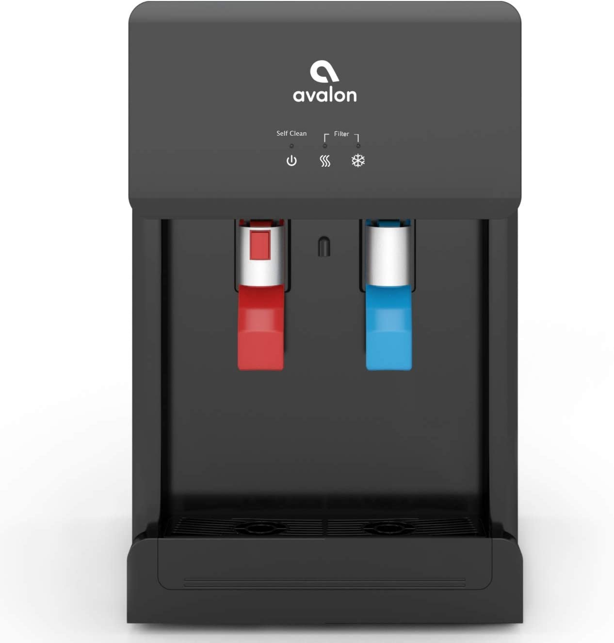 Avalon A8CTBOTTLELESSBLK Countertop Water Dispenser