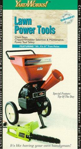 Yardworks:Lawn Power Tools [VHS] (Tool Lawn)