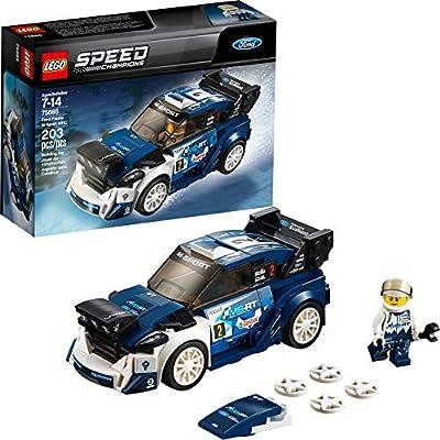 LEGO Speed Champions Ford Fiesta M-Sport WRC 75885 Race Car Set