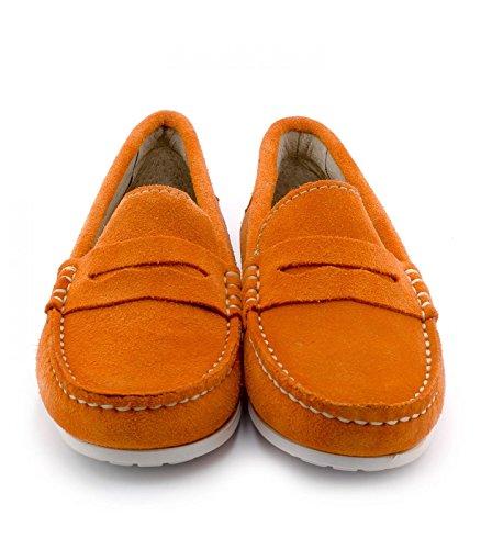 Boni Summer, Slipper für Kinder Orangeem