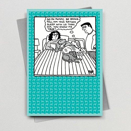 5665e70ee4b0dbee4a5a3e65 Anniversary Card from Off The Leash Dog Cartoons