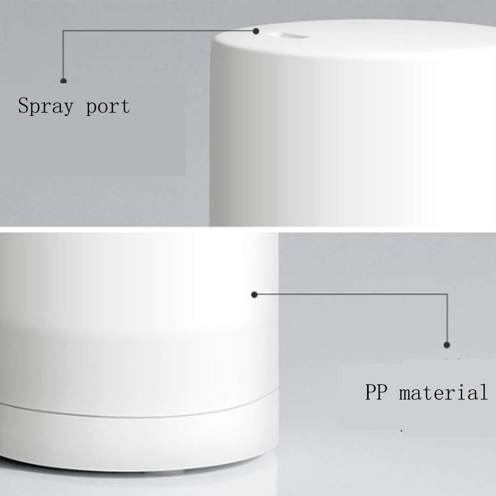 Difusor De Aceite Esencial De Aromaterapia 250 Ml Humidificador De Niebla Fresca Mini Medidor De Agua Purificador De Aire Luz Nocturna Y Bajo Nivel De Agua ...