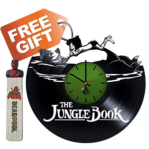The Jungle Book Disney Mowgli Baloo Bagheera Handmade Vinyl