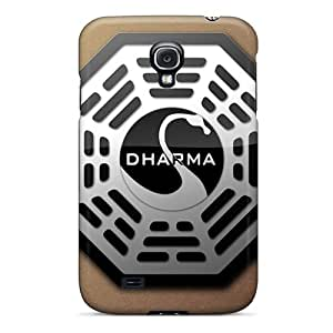 AlfredJWhite JkYDgXi7408MXlYy Case Cover Galaxy S4 Protective Case Dharma Project