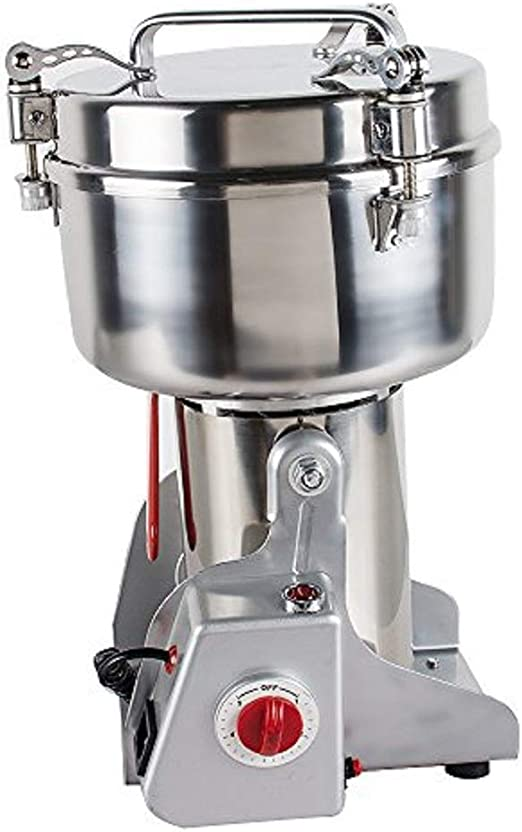 Household Electric Milling Machine Stainless Steel Grain Grinding ...