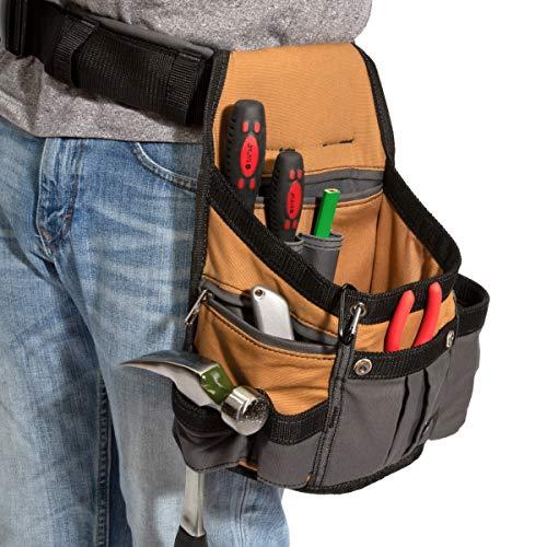 Dickies Work Gear 57000 Grey/Tan 8-Pocket Utility Pouch by Dickies Work Gear (Image #4)