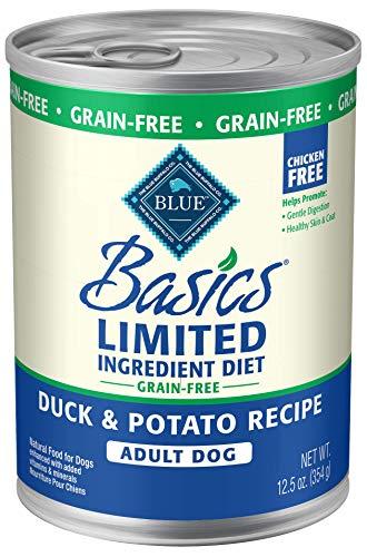 BLUE Basics Limited Ingredient Diet Adult...