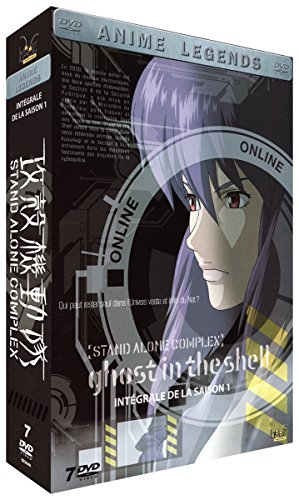 Integral Stand (Ghost in the Shell [Stand Alone Complex] - Intégrale Saison 1 (7 DVD))
