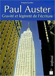 Paul Auster par François Gavillon