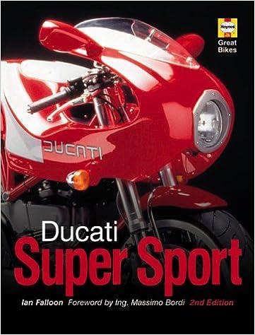 Ducati Super Sport (Haynes Great Bikes)