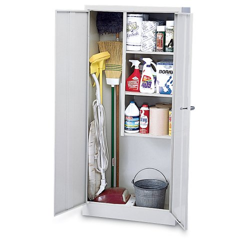 Janitorial Supplies Cabinets