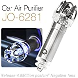 NEW AND IMPROVED Car Air Purifier Ionizer Ozone Generator and Odor Eliminator Negative Ion Generator and Car Air Freshener