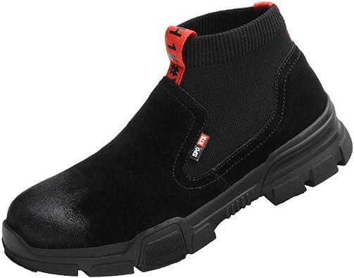 Men's Safety Boots S3 Steel Toe Cap