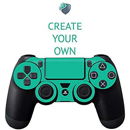 make your own ps4 controller sticker