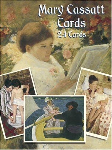 Mary Cassatt Cards: 24 Cards (Card Books)