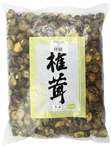 Mushroom House Dried Shiitake, 3-5 cm, 5 Pound by Mushroom House