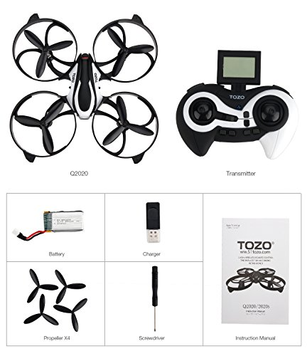 Tozo Drone Model Q2020 Black Boxed And Sealed