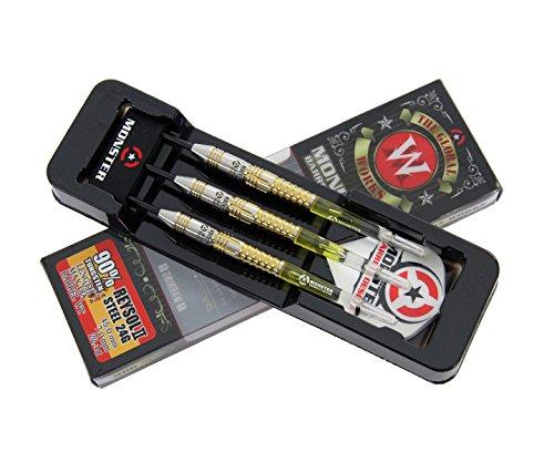Monster darts rey sol 2 julio barbero 20g: Amazon.es: Deportes y aire libre