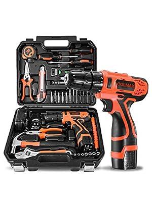 COLMAX Hand Combo Power Tool Set
