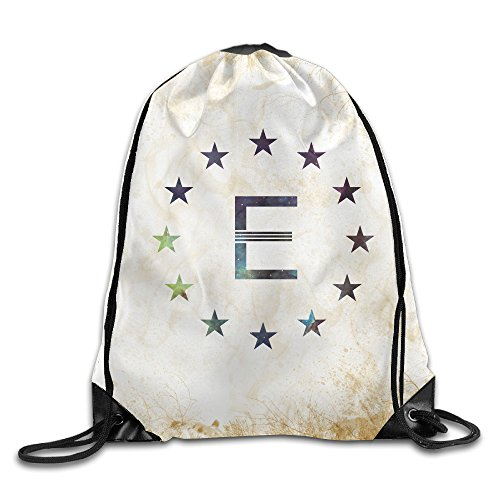 Price comparison product image Enclave Logo Starring Sky Training Gym Drawstring Backpack Sack Bag