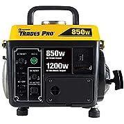 Trades Pro® 850/1200 Watt 2 Stroke Portable Generator - 838014 by Tradespro