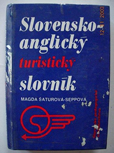 8008017635 - M.Saturova- Seppova: Slovak-English-Slovak Tourist Dictionary - Kniha