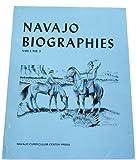 Navajo Biographies, Virginia Hoffman, 0890190038