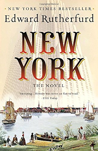New York  The Novel  A Novel