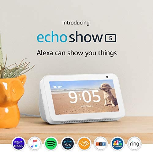 Introducing Echo Show Compact Sandstone